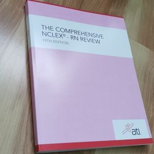 ATI The Comprehensive NCLEX-RN Review 19th Edition
